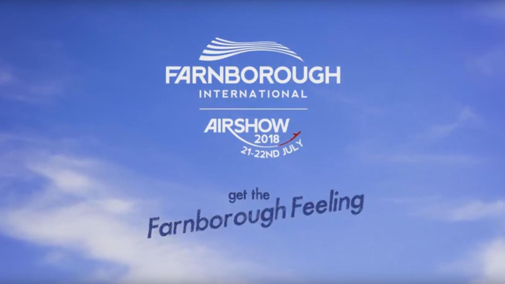 Farnbourough International Airshow